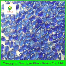 China colored glass beads for swimming pool