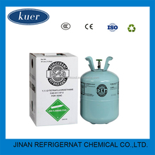auto refrigerant gas pure liquid ,30lbs, 99.9%/refregerant R134/purity same as dongyang weihua refrigerants limited company