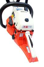 49.3cc Easy start and Priming bulb Gasoline/petrol chainsaw 2 stroke air cooling with CE GS EURO II