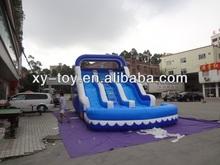 Big blue toboganes de agua/toboganes inflables