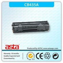 black for hp toner cartridge 435a 35a cb435a for hp laser printer toner cartridge 435a cb435a