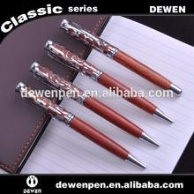 high quality new design promotional wooden pen sets,twist pen ,ballpoint pen