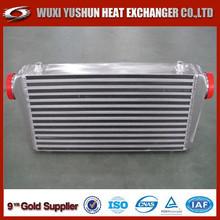 manufacturer of plate and bar fin aluminum car radiator