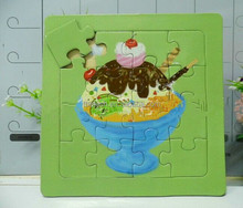 Hotest Colorful Children Jigsaw Puzzle for kids, Paper Jigsaw