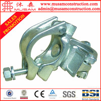 Sales Promotion !!!British drop forged scaffolding swivel coupler for construction
