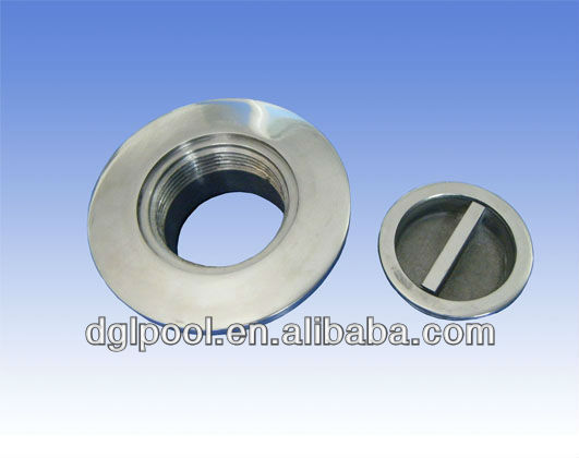 Swimming Pool Coupling : Pool pvc fittings stainless steel swimming