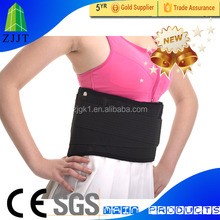 Waterproof thermal magnetic Back Support, heated back wrap