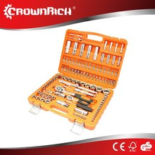 108pcs China Hot Sale professional heavy duty socket wrench set used at