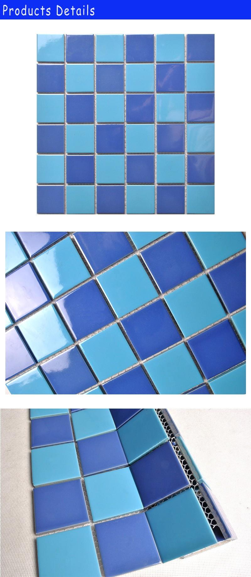 Popular And Cheap Anti Slip Swimming Pool Mosaic From China Buy Popular Mosaic Pool Mosaics