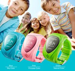 2015 New Design WIFI+GPS+GSM Tracking Personal GPS Kids Watch Tracker GPS Watch