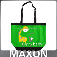 Dongguang Hot sales!!! cotton tote polyester bag for child