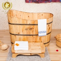kx-17 square wooden bathtub, giving your family care and warm in winter
