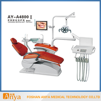 LCD control dental unit / AY-A4800II(Floor stand) humane dental equipment dental chair
