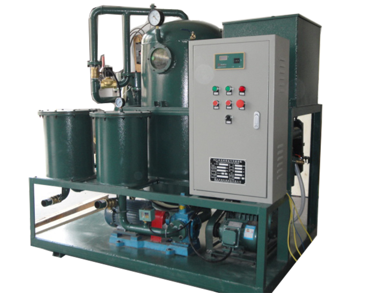 high vacuum oil purifier oil deodorizing machinery