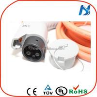 UL standards type 1 ev ac 240v electric vehicle car saej1772 us ev plug smart home plug