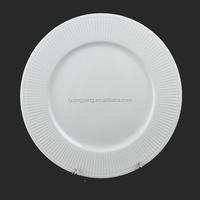 restaurant plates, wholesale ceramic plates, cheap white dinner plates for restaurant