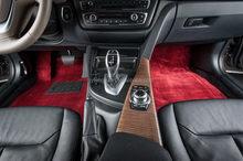 Super quality promotional durable colorful decorative car mats