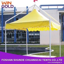 China OEM Aluminum Tube Cinese Pagoda Tent 6x6 For Sale
