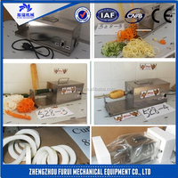 Professional industrial potato ribbon cutter/electric potato string cutter