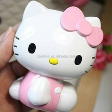 2015 Factory price Hello Kitty power bank for smartphone