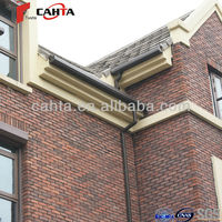 TUSTO latest technology high quality square different from valley gutter