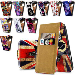 For Sony Xperia Neo MT15I High Quality Print Flip PU Leather Case Cover Moible Phone Case
