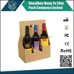 2015 Custom Beer Six Pack Holder Carrying Case Factory in Guangdong
