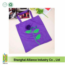 Fashion Rose Foldable Cartoon Foldable Shopping Bag Wholesale