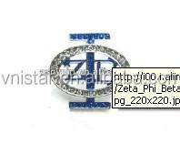 Vnistar 2015 Cute Zeta Shape Greek Crystal Brooch Pin Can Be Made Into Pendent And Earrings