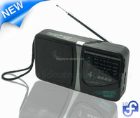 New model mini am fm portable radio good quality and price