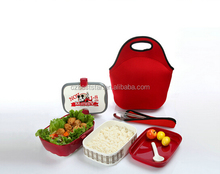 Thermal lunch cooler bag,baby thermal food container