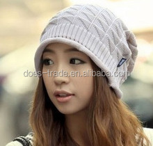 2012 best seller fashion blank beanie winter hat