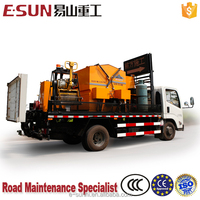 ESUN CLYB-CYL1000 1m3 Asphalt Recycling Hotbox for Patching