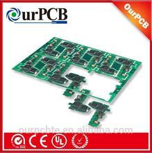 double sided pcb uv light tube led t8 tube9.5w pcb electronic pcba gold pcb boards