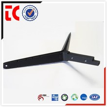 2015 Hot sales Triangle support bracket for displayer use / Aluminum die cast OEM in China