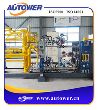 oil skid mounted filling platform solution with 13years experiences