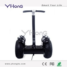 ce powerful personal electric motorcycle CA800 two wheels balancing electric chariotfor outdoors amateur