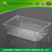 High quality PET plastic egg tray plastic