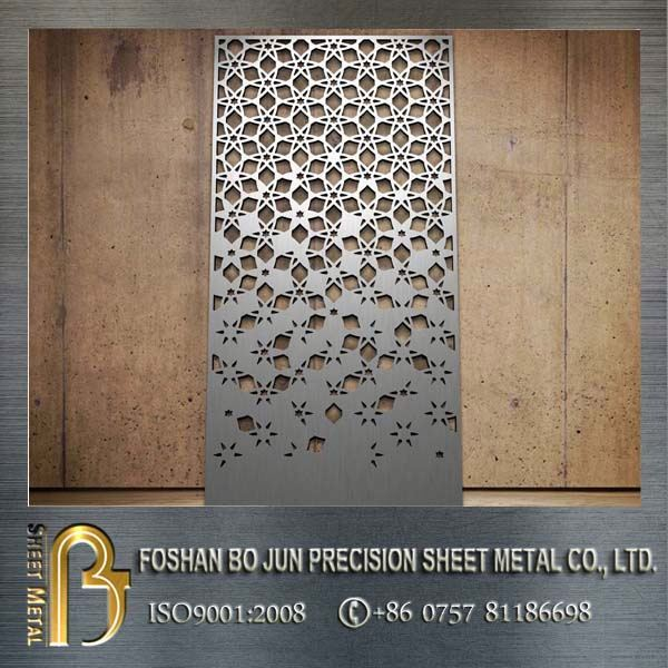 Dise o de corte por l ser de madera paneles decorativos de for Paneles decorativos de pvc
