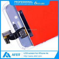 High quality for motherboard iphone 4s ,for iphone 4s lcd screen ,lcd for iphone