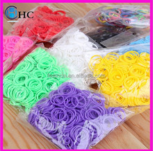 2015 Healthy &colorful loom bands loombands free shipping best gift for girl loom bands