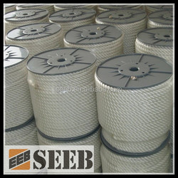 Assorted Twisted PE 3 Ply Twisted PE Mono Rope