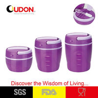 500ml/1.0L/1.2L Plastic Food Jar/Food Container/ Food Bucket Cheap Price