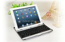 For Ipad 2/3/4 Bluetooth Keyboard Case, Wholesale Wireless Aluminium Bluetooth Keyboard