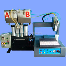 China Manufacturer ! 3 axis automatic glue drop machine/epoxy dispenser for two component glue dispenser