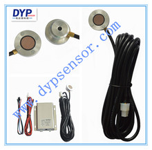 High accuracy digital fuel tank calibration equipmentNon contact ultrasonic level seFuel level sensor for fuel monitoring system