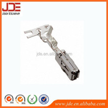 968855-1 2.8mm Multiple Contact Point Electrical Connector Metal Crimp Terminal