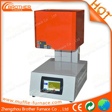 2015 New 30 Segments Programmable Controlled Dental Lab Equipment Zirconia Sintering Furnace