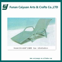2015 Unique Design Swimming Pool beach lounge chair