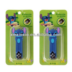 New Clear PVC Nail Knife Blister Packaging